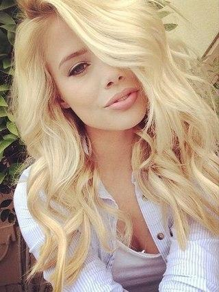 Picture with tags: Blonde, Girl
