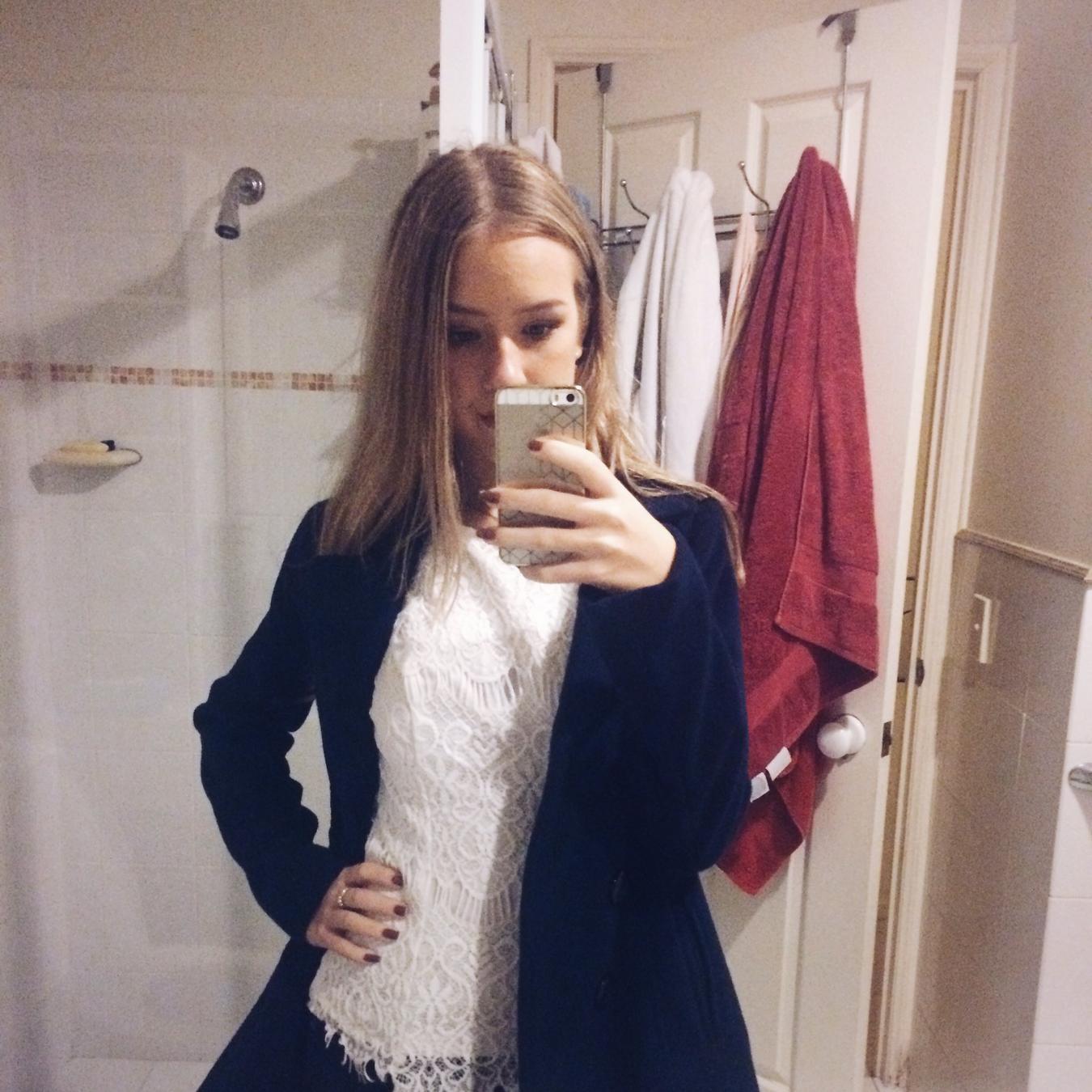 태그가있는 사진 :Selfie, 흥미로운, Uniform, Costumes, 여자